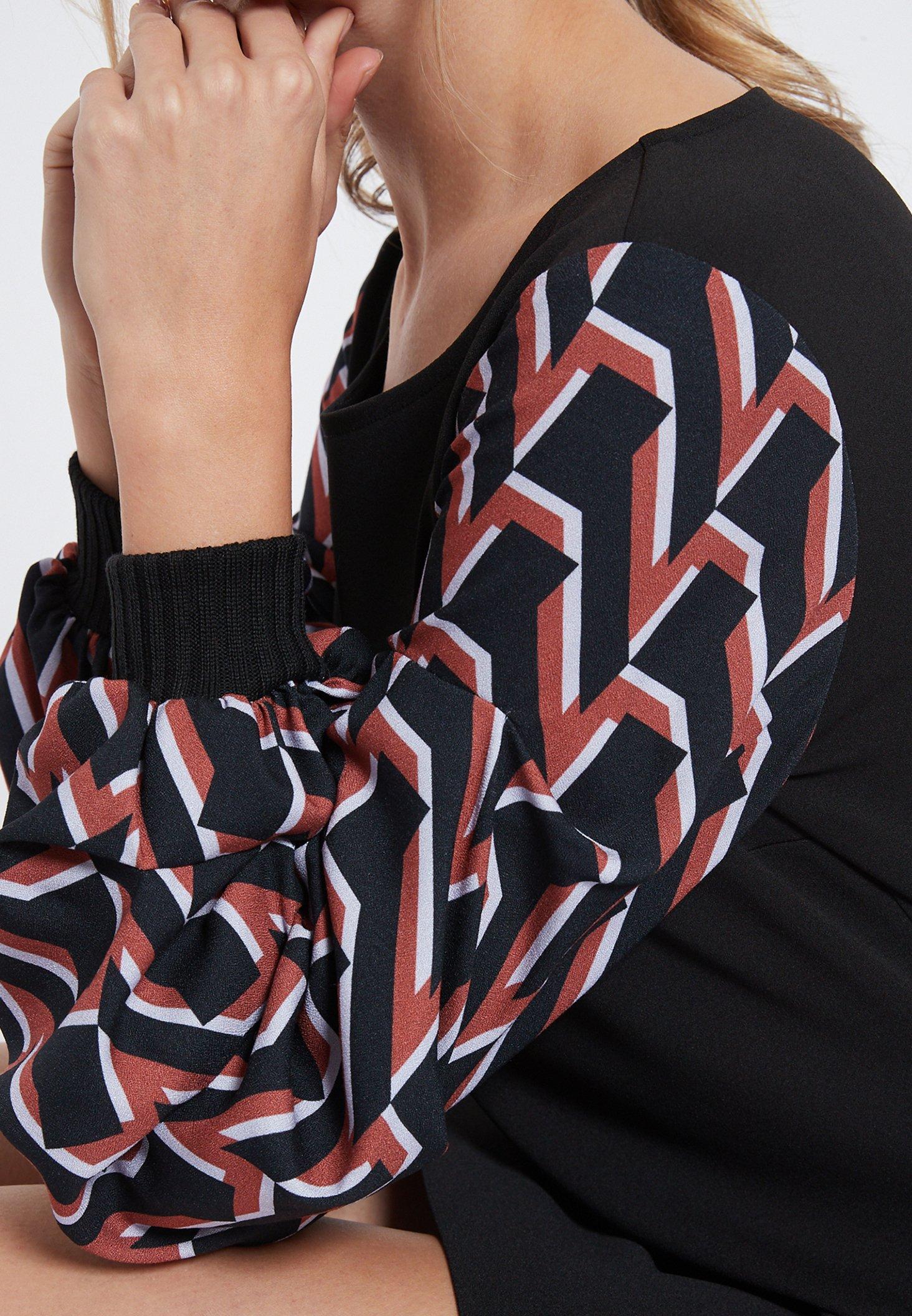 Ana Alcazar Robe d'été - noir black