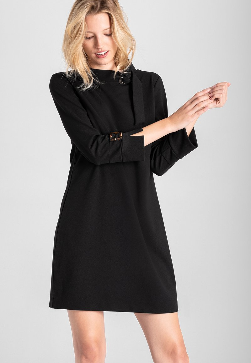 Ana Alcazar - VADUBI - Robe d'été - black