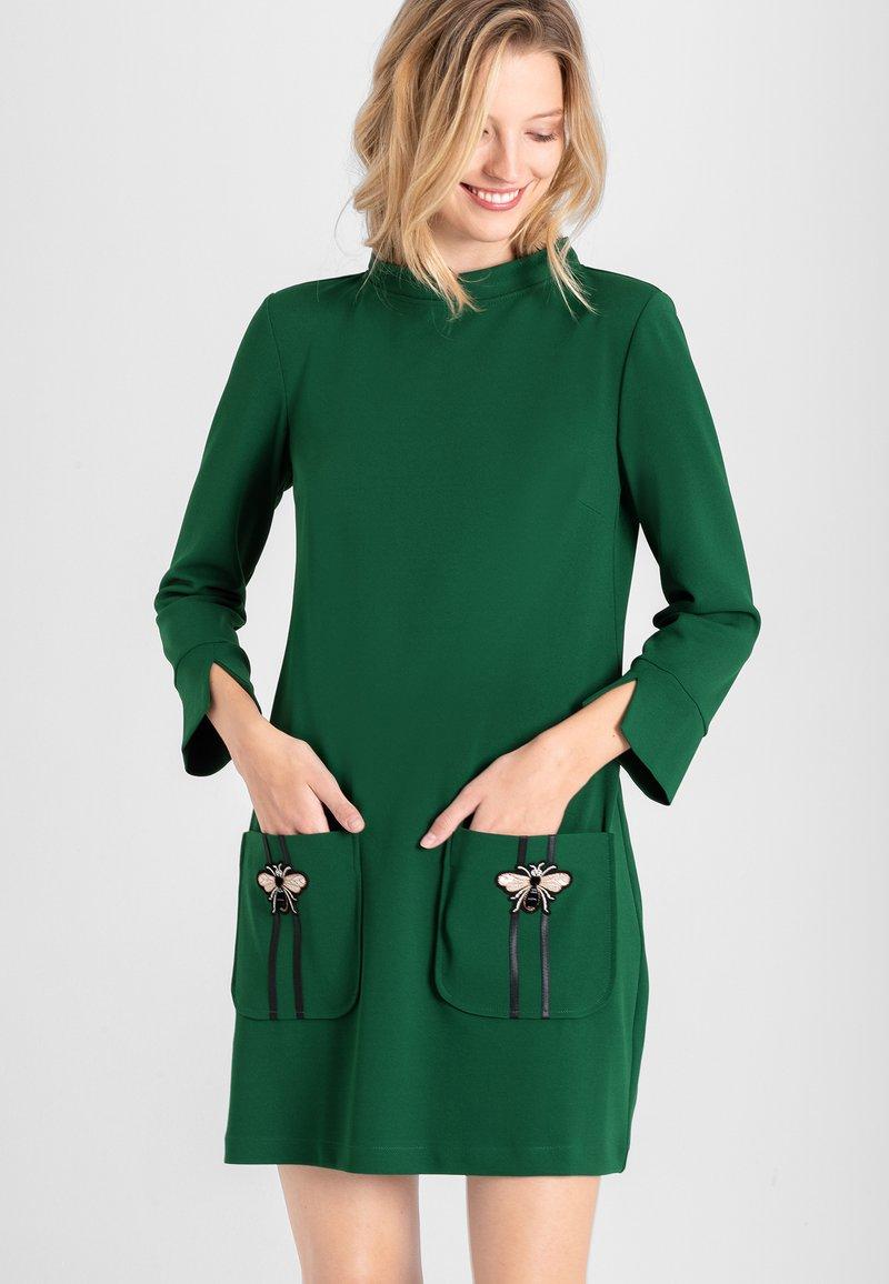 Ana Alcazar - VELMY - Robe d'été - green