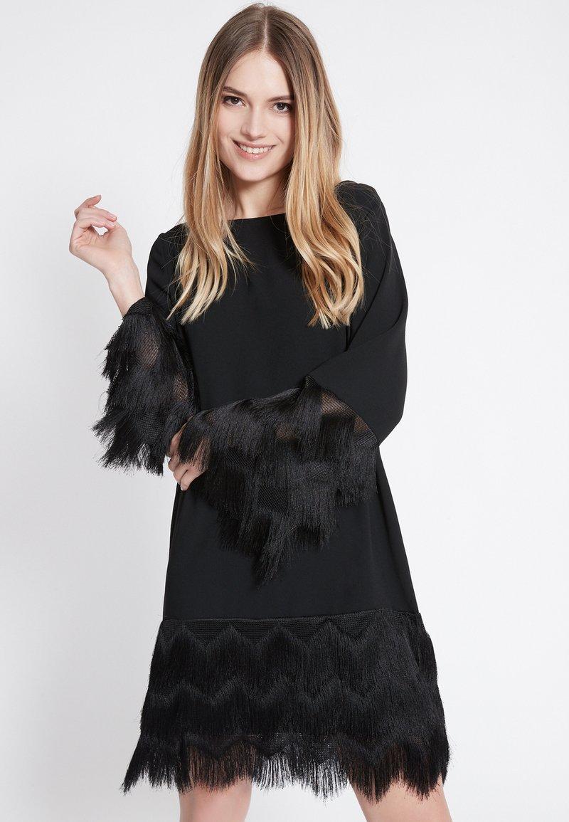 Ana Alcazar - Robe d'été - black