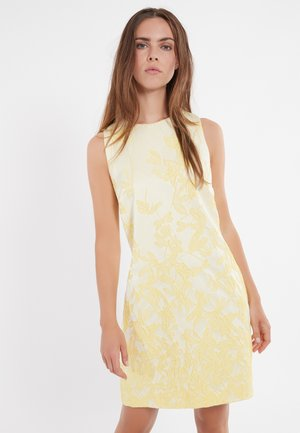ZANTY - Day dress - yellow