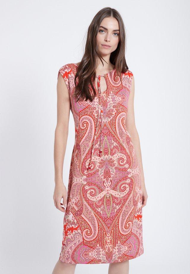 ZAFAS - Day dress - red