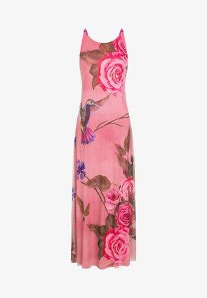 ZIEME - Robe longue -  pink