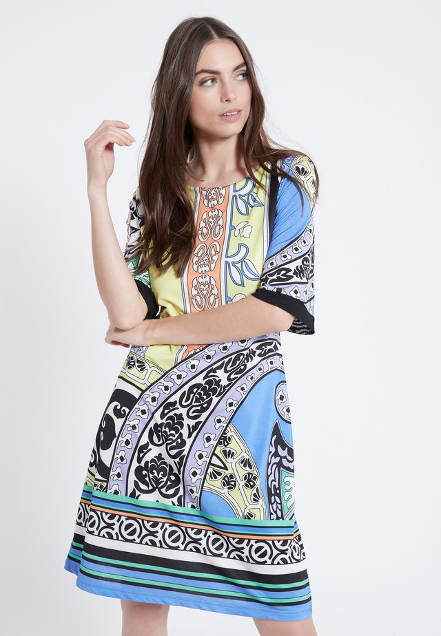 ZINIS - Day dress - multi-coloured