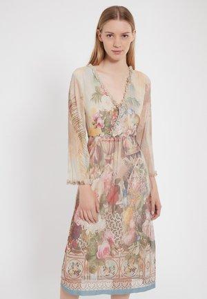 EMPIRE - Day dress - beige