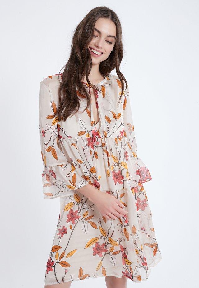 ALMSI - Day dress - bunt
