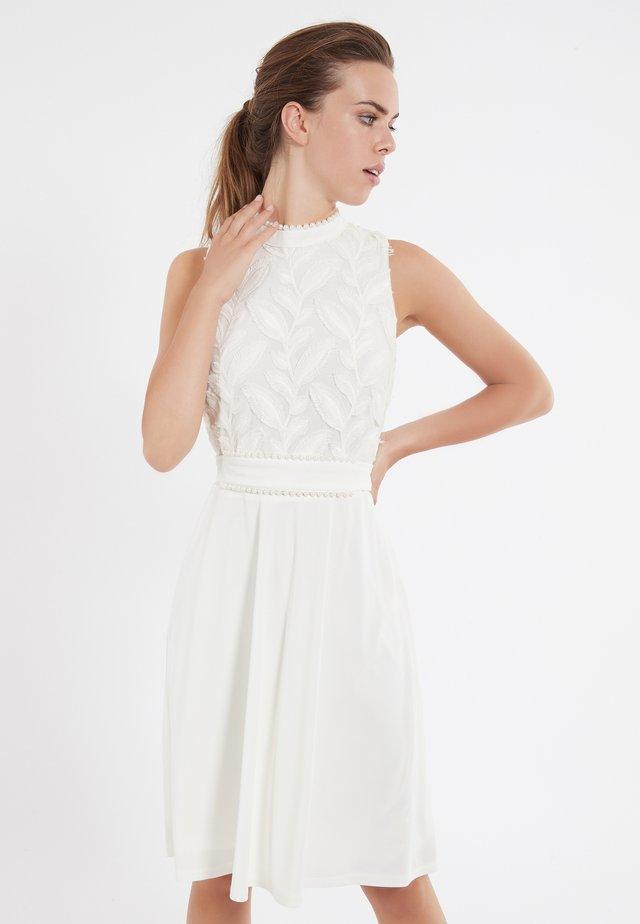 Cocktailkleid/festliches Kleid - weiß