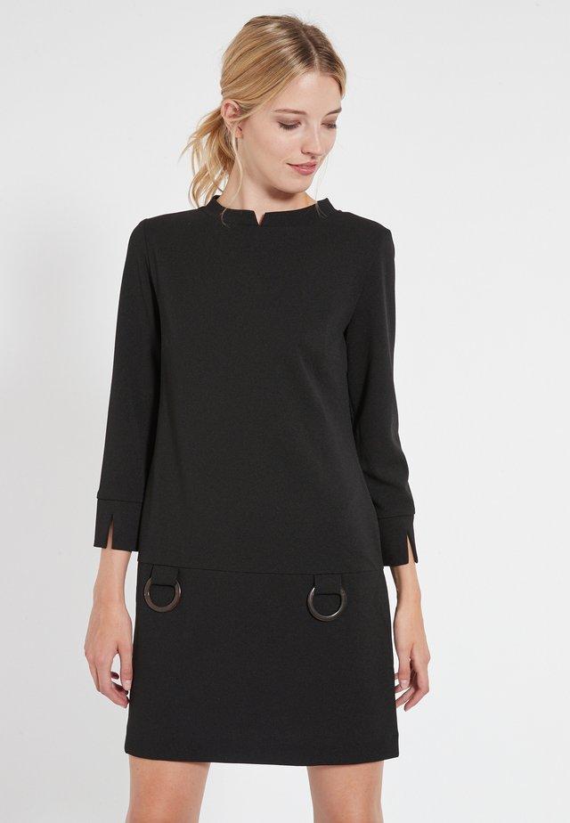 BATTY - Day dress - schwarz