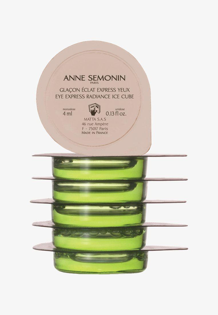 Anne Semonin - EYE EXPRESS RADIANCE ICE CUBES 6 PACK - Augenpflege - -