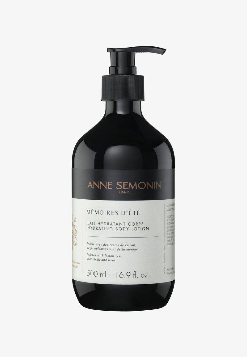 Anne Semonin - HYDRATING BODY LOTION 500ML - Hydratant - -