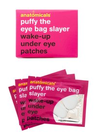Anatomicals - PUFFY THE EYE BAG SLAYER EYE PATCHES & MASK - Huidverzorgingsset - Neutral - 1