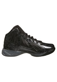 AND1 - XCELERATE MID - Chaussures de basket - black/asphalt black - 3