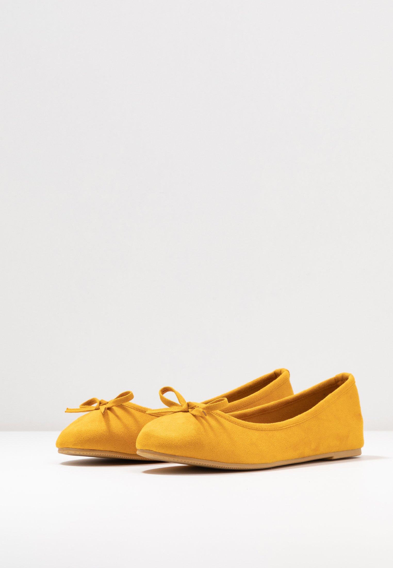 Anna Field Ballerines - yellow