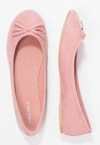 Anna Field - Ballet pumps - pink - 2