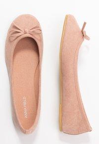 Anna Field - Ballet pumps - nude - 3