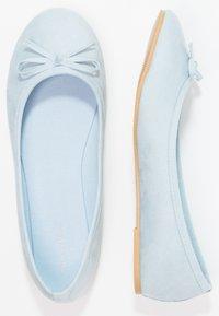 Anna Field - Baleríny - light blue - 2