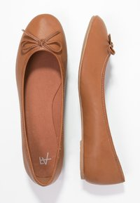 Anna Field - Ballet pumps - cognac - 3