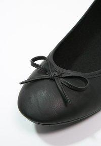 Anna Field - Ballerines - black - 6