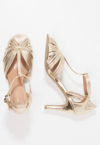 Anna Field - High heeled sandals - gold - 2