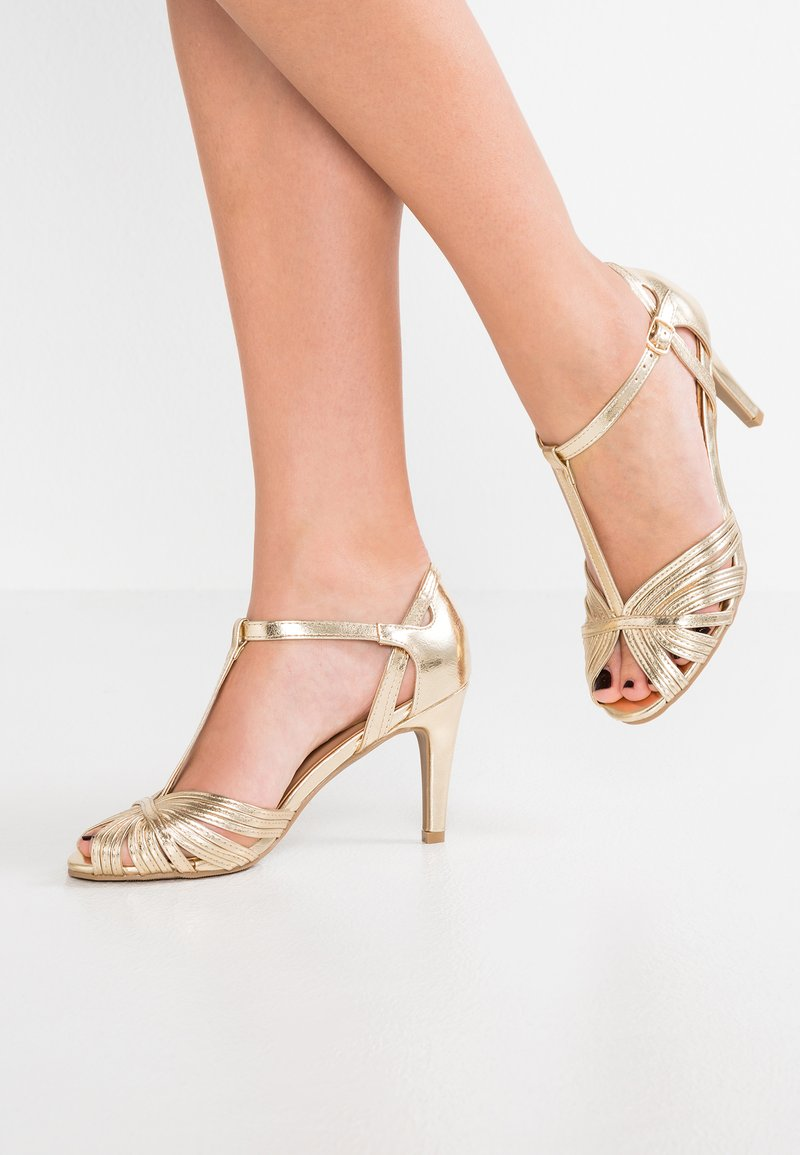 Anna Field - High heeled sandals - gold