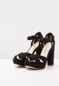 Anna Field - High heeled sandals - black - 3