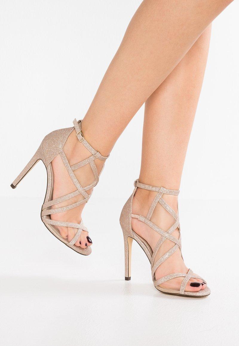 Anna Field - High heeled sandals - gold