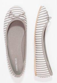 Anna Field - Ballet pumps - grey - 2