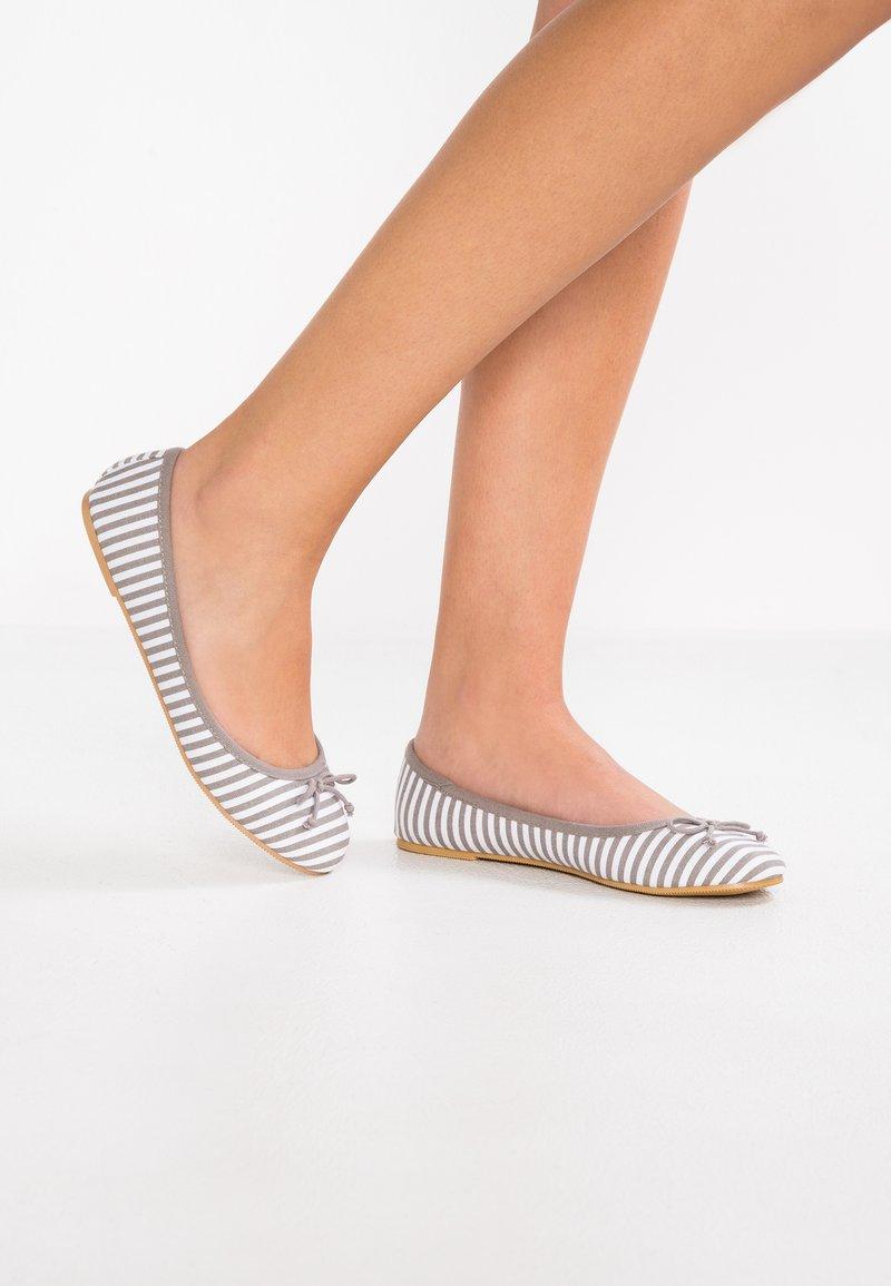 Anna Field - Ballet pumps - grey