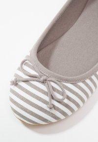 Anna Field - Ballet pumps - grey - 6
