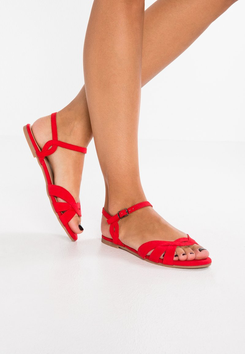 Anna Field - Sandales - red
