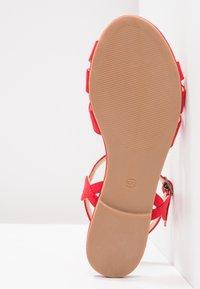 Anna Field - Sandals - red - 5