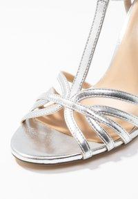 Anna Field - Sandalen met hoge hak - silver - 2
