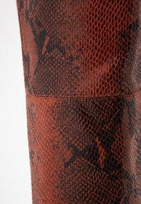 Anna Field - Boots med høye hæler - red - 2