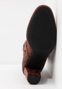 Anna Field - Boots med høye hæler - red - 6
