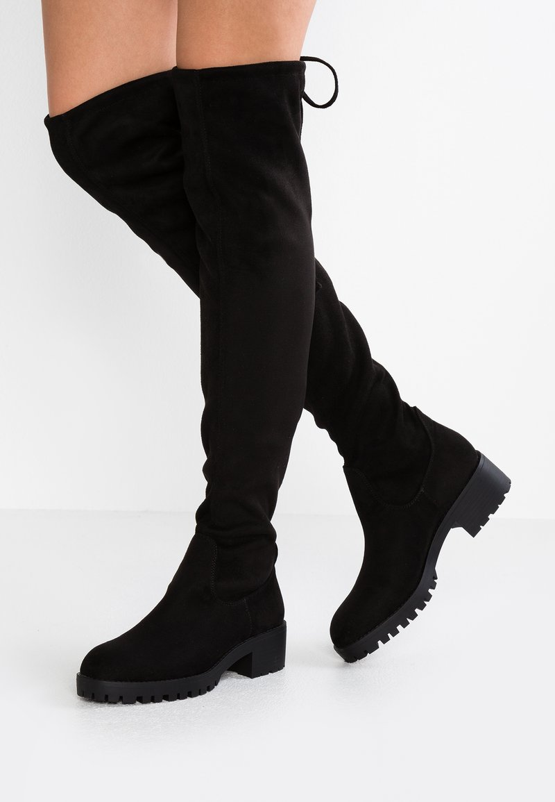 Anna Field - Over-the-knee boots - black