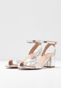 Anna Field - High heeled sandals - silver - 4