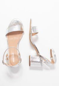 Anna Field - High heeled sandals - silver - 3