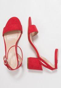 Anna Field - Sandaler med høye hæler - red - 3
