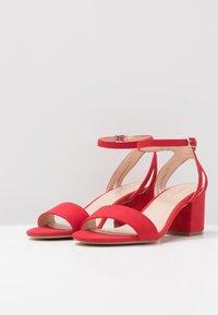 Anna Field - Sandaler med høye hæler - red - 4