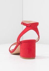 Anna Field - Sandaler med høye hæler - red - 5