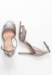 Anna Field - High heeled sandals - gunmetal - 3