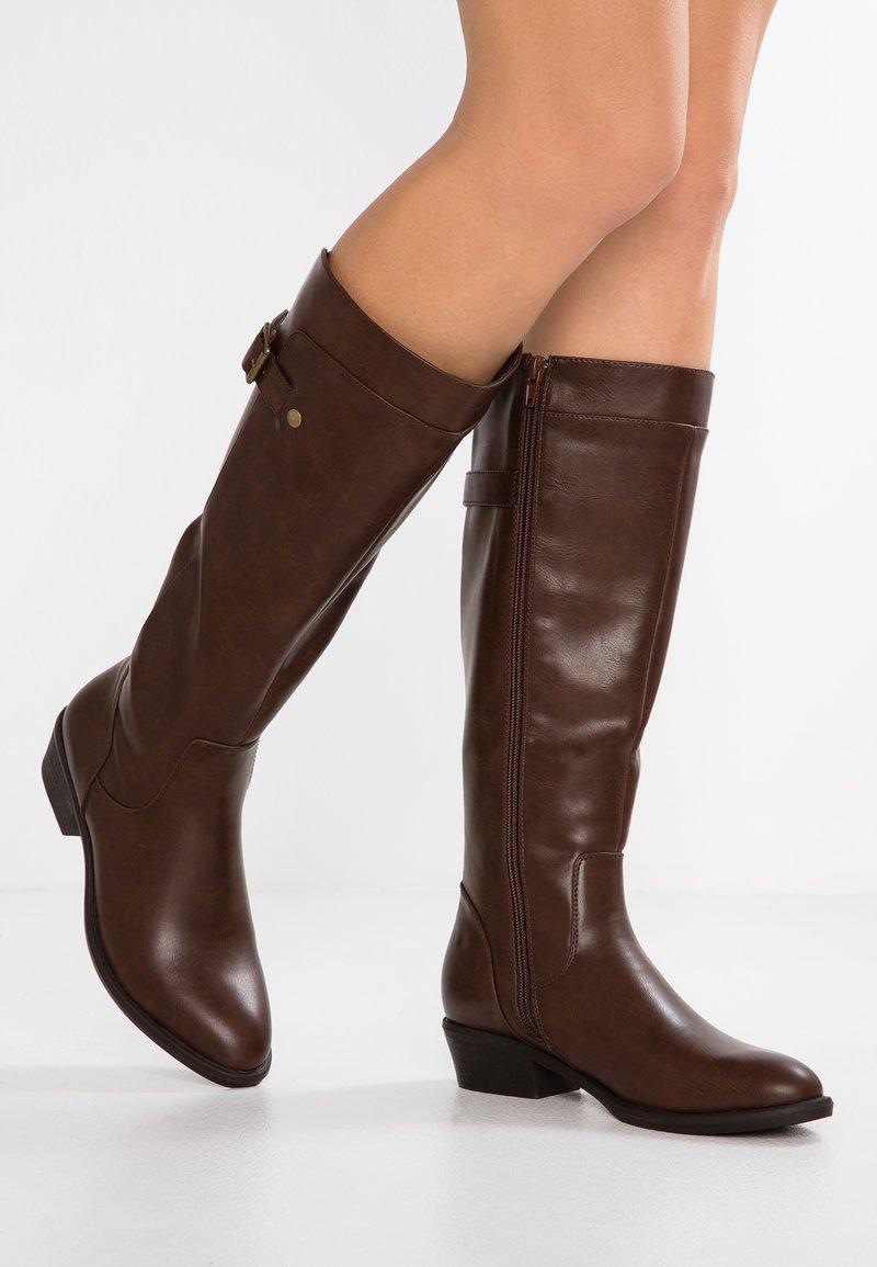 Anna Field - Boots - brown