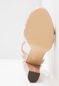 Anna Field Select - High heeled sandals - rose gold - 6