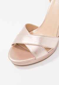 Anna Field Select - High heeled sandals - rose gold - 2