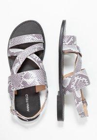 Anna Field - Sandals - grey - 3