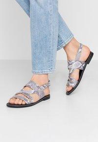 Anna Field - Sandals - grey - 0