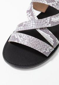 Anna Field - Sandals - grey - 2