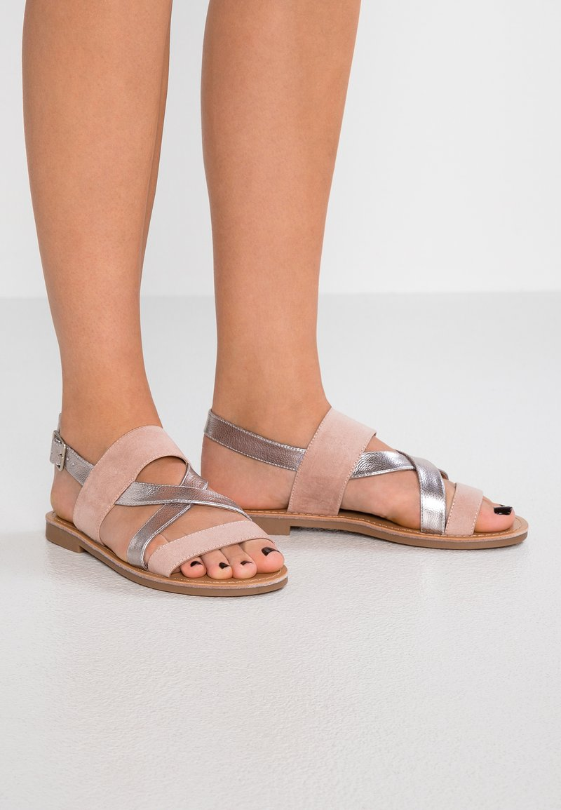 Anna Field - Sandals - nude
