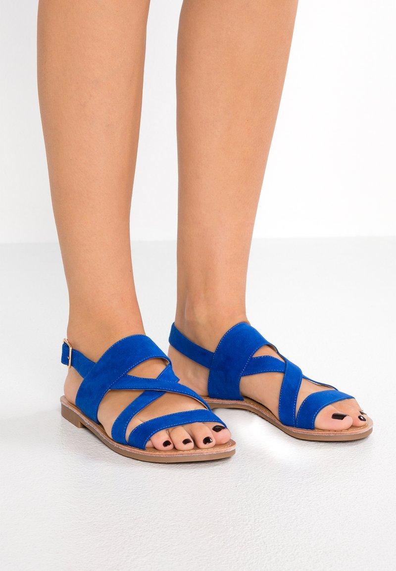 Anna Field - Sandals - blue