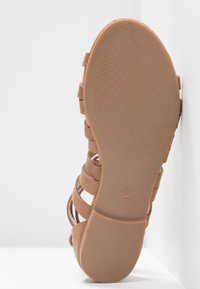 Anna Field - Sandals - cognac - 6